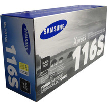 Toner Samsung 116s Mlt-d116s Original D116s Negro 1,200 Pags