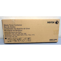 Contenedor Desechos Xerox Press 700 Color 560 No 008r12990
