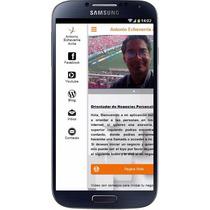 Aplicacion Android Tarjeta Digital