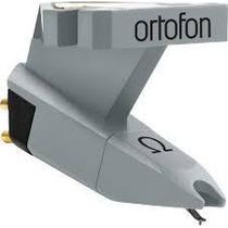 Ortofon Omega Fonocaptor Universal Aguja Eliptica