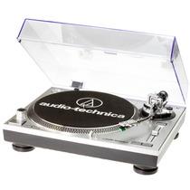 Tornamesa Tocadiscos Vinyl Acetato Audio-technica Atlp120usb