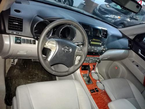 Toyota Highlander Limited 4wd 2009