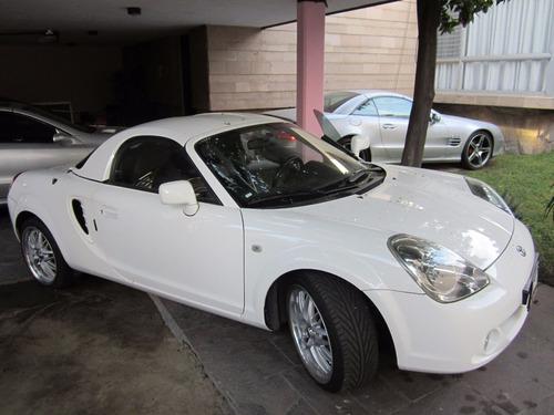 Toyota Mr2 Spyder Blanco 2 Toldos