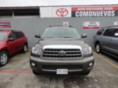 Toyota Sequoia 2011 5p Sr5 Aut A/a R-18 Piel Premium