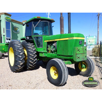 Tractor Agrícola John Deere 4430 Con Doble Rodado