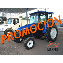 Tractor New Holland 7635 Ford 95hp