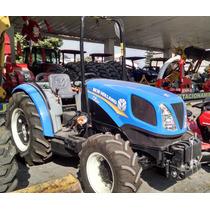Tractor Agrícola New Holland T3.55f Angosto Nuevo