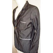 Saco Blazer Traje Stretch Moda Casual Vestir