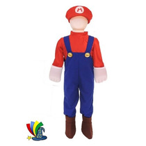 Disfraz Mario Bros Niño