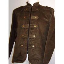 Saco Blazer Casual Vestir Corte Militar Stretch Hay Extras