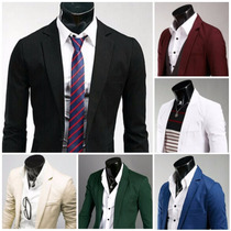 10 Sacos Basic Blazer Elegantes Slim Fit Mayoreo Gana Dinero