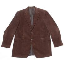 Blazer De Pana Ralph Lauren, Talla 42 Large , 100% Original