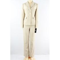 Le Suit De Tres Botones De La Chaqueta De Traje De Pantalone