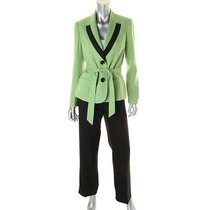 Envio Gratis Traje Blazer Y Pantalón Le Suit 2 Pzs Talla 10