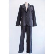 Traje Sastre Negro 32 D Brickman Uniforms
