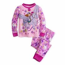 Conjunto De Pijama De Niña Disney De Princesa Sofia I