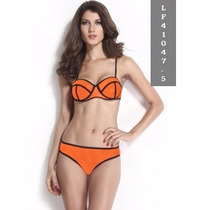 Traje De Baño Bikini Triangl Push Up
