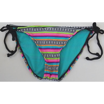 Bikini 1 Pieza Color Rosa-azul Stilo Ts15