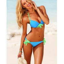 Trajes De Baño Bikinis Monokinis Tankinis Liquidaciones