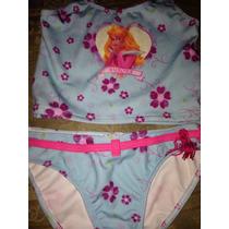 Bikini De Niña Disney Aurora Talla8años