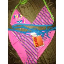 Bikini De Niña Talla12 Marca Bonpun ,hecho En España