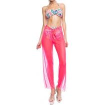 Pareo Unitalla Tipo Pantalon Marina West Ns010 Neon Peach