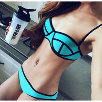Bikinis Push Up Neopreno!!