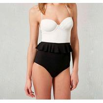 Traje De Baño Completo Para Mujer, Bikini , Monokini