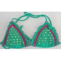 Bikini 1 Pieza Color Verde Stilo Ts34