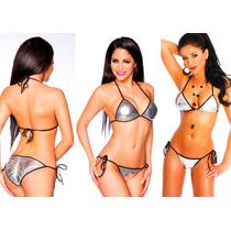 Bikini Plata Talla Xs Ó S Busto Pequeño Stripper Table Pole