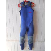 Traje De Neopreno Buceo Nadar Agua Surf Neptwne Redline #79