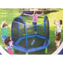 Trampolin Brincolin Xtrender 2.13mts + Red + Protectores.