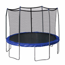 Trampolin Tombling Brincolin Con Red, De 2.43 Mt Envio Grati
