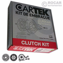 Kit Clutch Ford Ka 1.6 2006 2007 2008 Ctk