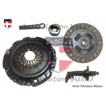 Kit De Clutch Vw Beetle Gls 2.0l 2000-2005 C/ Cil Esclavo