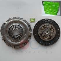 Kit Clutch Renault Scala Valeo Frances