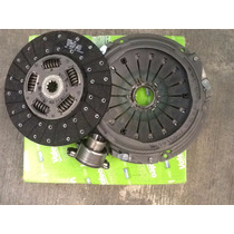Kit Clutch Renault Mascott Valeo Original C/collarin