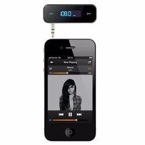 Transmisor Fm Iphone Smartphone Tablets Galaxy Sony Ipad Iph
