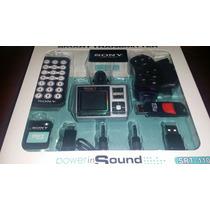 Transmisor Fm, Control Remoto Y Al Volante