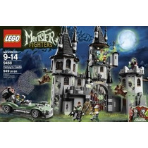 Combatientes Lego Monster Vampyre Castillo 9468