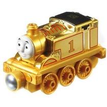 Thomas Y Sus Amigos Toman N Play Edición Especial Oro Thomas