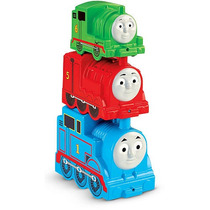 Fisher-price Mi Primera Thomas & Friends Stacking Steamies