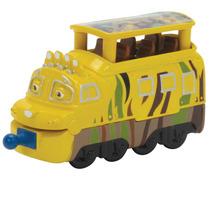 Juguetes Trenes Set 2 Chuggington Locomotora Mtambo Decka