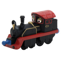 Juguetes Trenes Set 2 Chuggington Locomotora Old Puffer Pete
