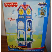 Geo Trax Torre Del Reloj