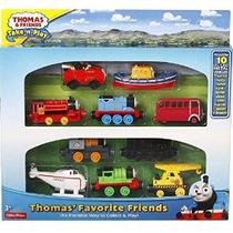 Thomas & Friends Take-n-play Amigos Preferidos Exclusivo Tho