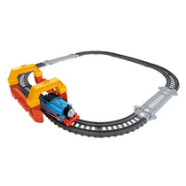 Fisher-price Thomas & Friends Trackmaster 2-en-1 Pista Const