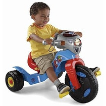 Fisher-price Thomas Las Luces Del Tren Y Sonidos Trike