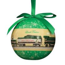 Lionel Trains 2013 Silver Bell Expreso Ornamento