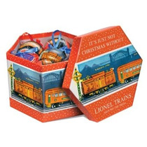 Lionel Trains Pre-guerra Ornamento Caja De Regalo